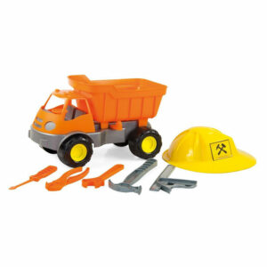 Građevinski set + kamion 10688