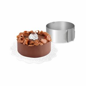 Kalup obruč za tortu okrugli 623380