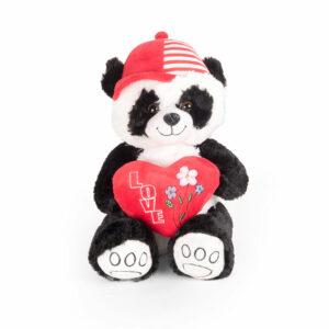 Panda sa srcem 30cm FY1900