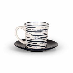 Set šalica 6/1 keramika 220cc ST1468