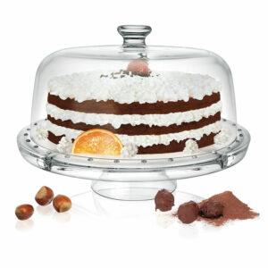 Zvono za tortu 4u1 stalak, zdjela 13520548