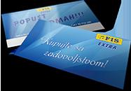 Potrošačka kartica FIS