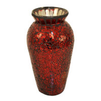 Staklena vaza - mozaik - FC142050