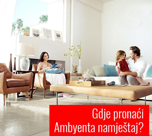 Ambyenta - Lokacije