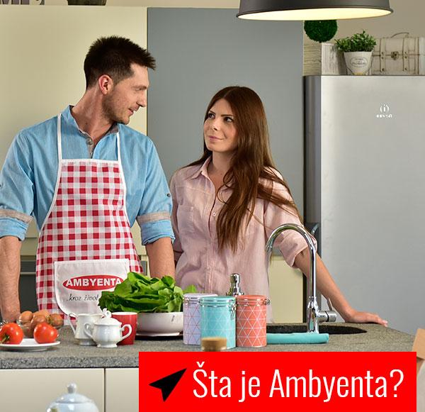 Šta je Ambyenta?