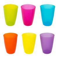 Set PVC čaša - P109003-2