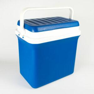Ručni plavi frižider Bravo 25l - PVC - P560003