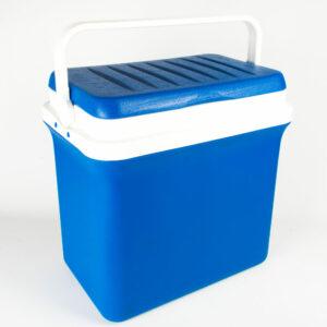 Ručni plavi frižider Bravo 28l - PVC - P560004