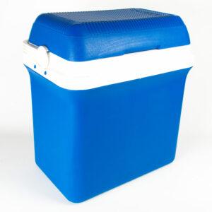 Ručni plavi frižider Bravo 32l - PVC - P560008