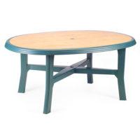 Vrtni stol Danubio - ovalni wood - FB200111
