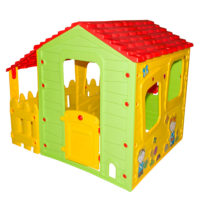 Kućica s natkrivenom terasom - IG214042