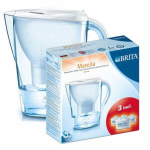 Brita marela - bijela sa tri filtera + ceker gratis - K205191-2