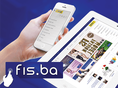 Your brand on FIS website