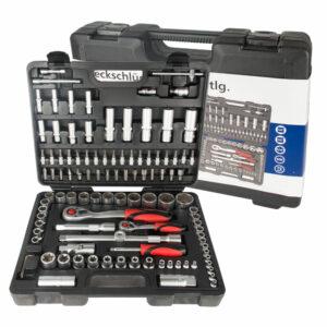 Set nasadnih ključeva i odvijača 108 dijelova - A200496