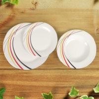 Porculanski servis za ručavanje okrugli 18/1 - P210724