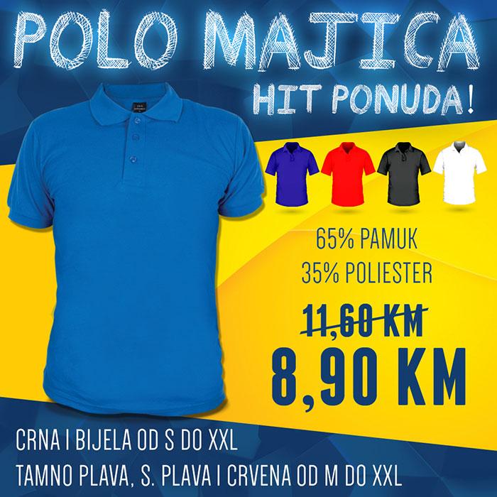 FIS - Polo majica - Hit ponuda