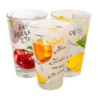 Čaša staklo za sok 310cc - P100339