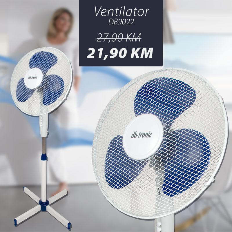 Akcija - Ventilator DB Tronic - DB9022