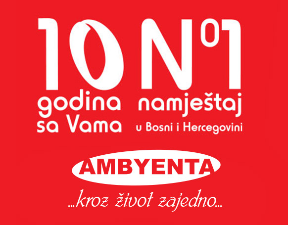 Ambyenta proslavila deseti rođendan