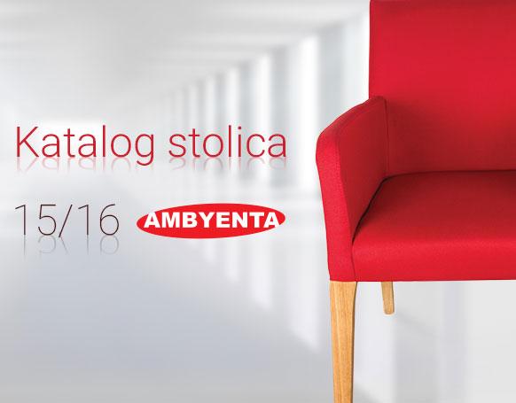 Ambyenta - Katalog stolica 2015