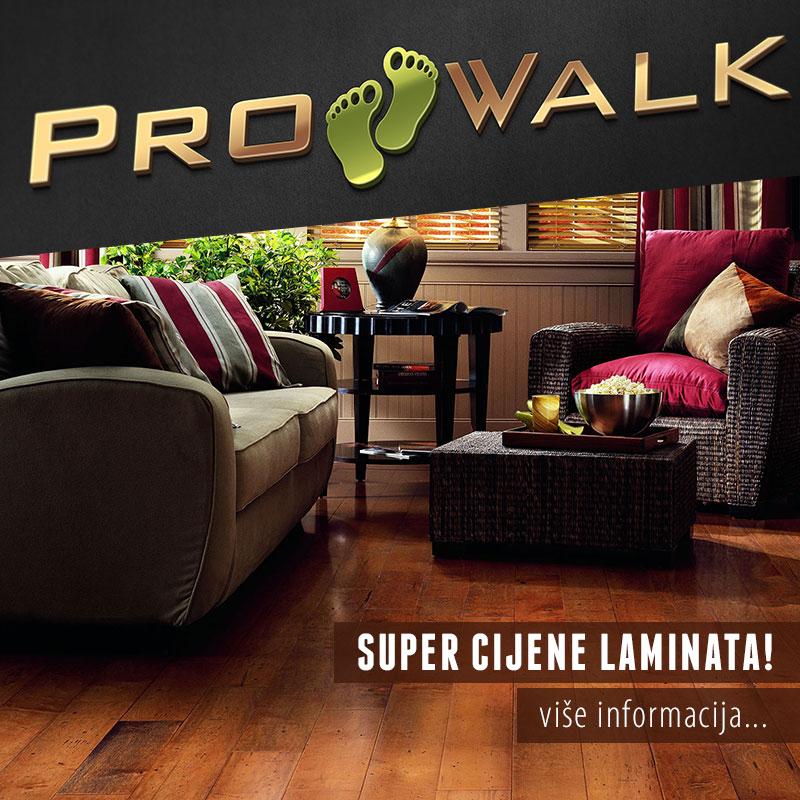Super cijene - ProWalk laminat