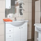 Kupatilska garnitura ETA 85 bijela