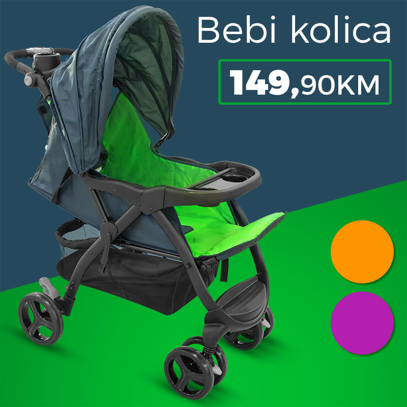 Bebi kolica B109161