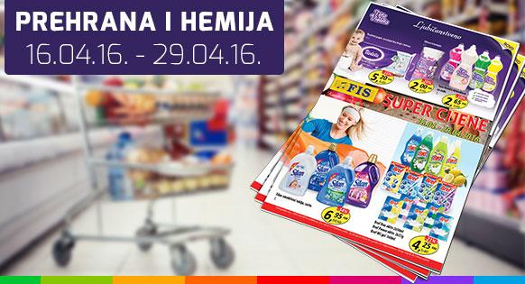FIS - Prehrana i hemija - 16.04. - 29.04.2016.