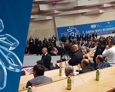 Poduzeće FIS pozitivinim ocijenilo učešće na Sarajevo Business Forumu 2016