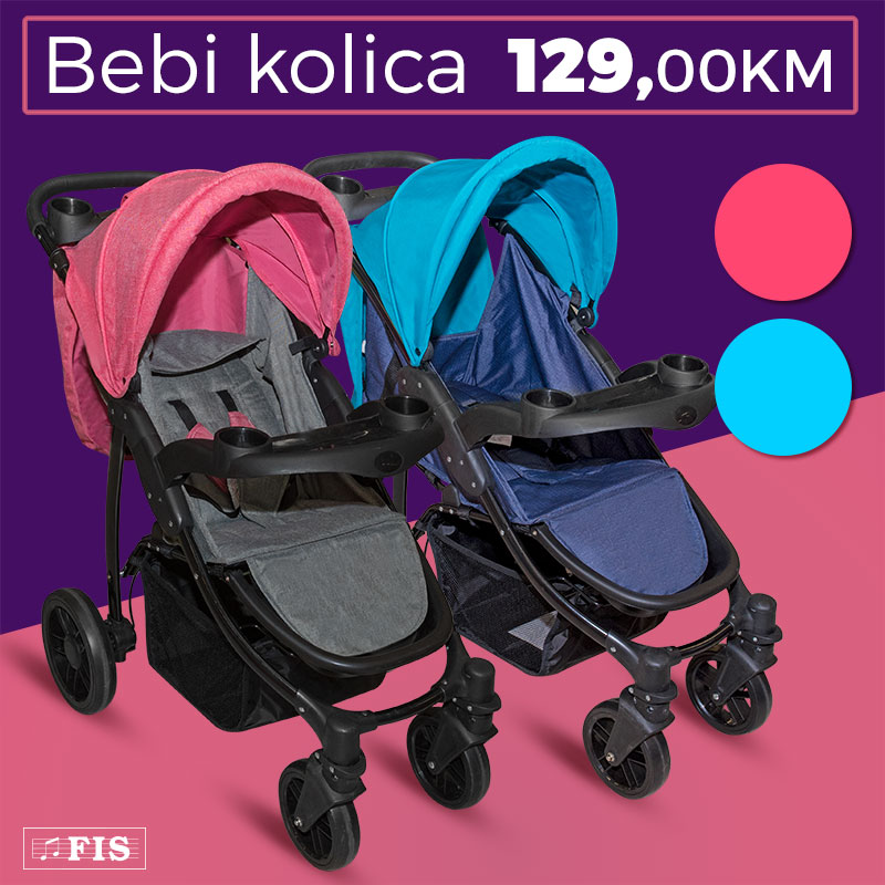 Bebi kolica B109187