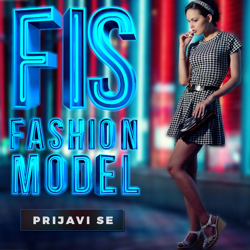 FIS - Fashion model natječaj 2016