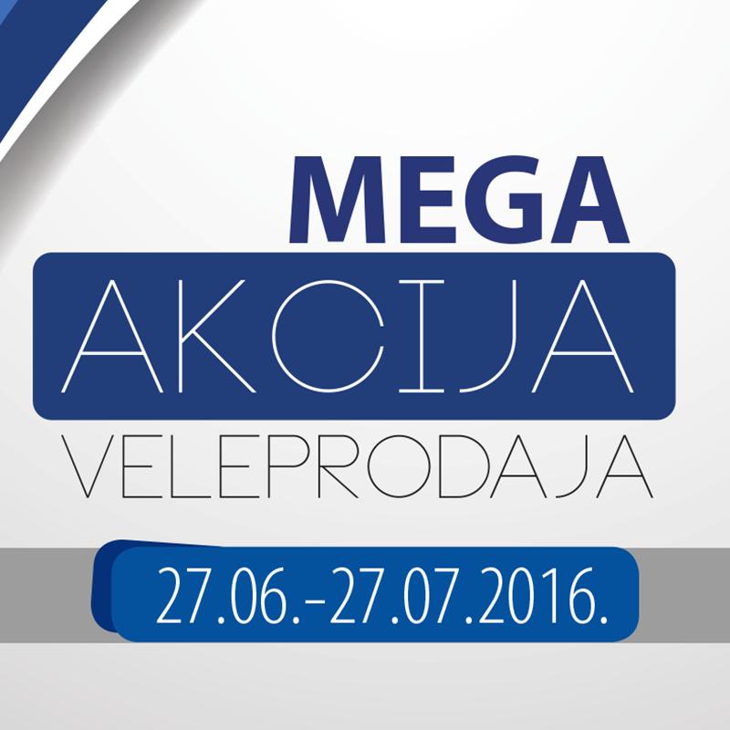 Mega akcija - Veleprodaja FIS 2016