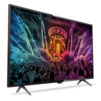 4K Smart LED TV 55PUS6101/12 Philips