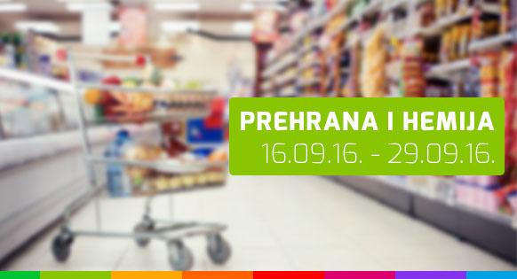 FIS - Prehrana i hemija - 16.09. - 29.09.2016.