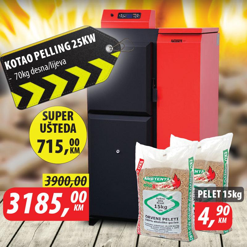 Thermoflux Kotao Peeling 25KW