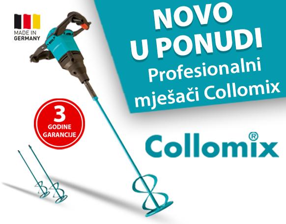 FIS - Mješači Collomix