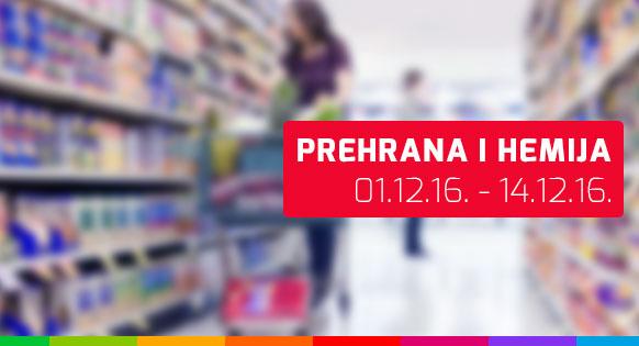 FIS - Prehrana i hemija 01.12. - 14.12.2016.