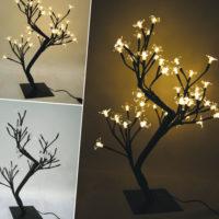Svijetleće drvo 45cm
