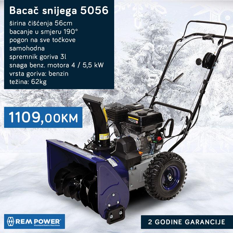REM - Bacač snijega 5056