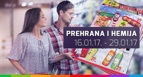 FIS - Prehrana i hemija 16.01. - 29.01.2017.