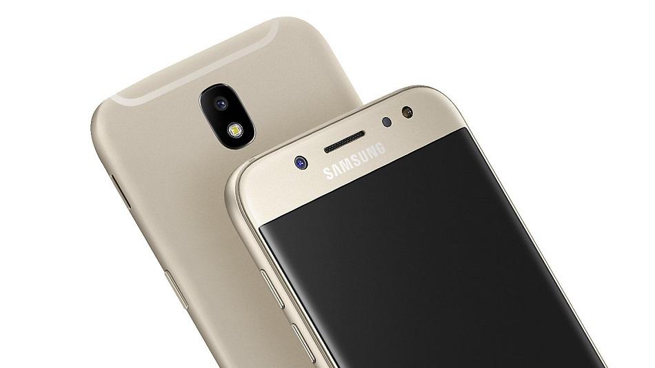 Samsung Galaxy J5 2017 J530F Blue