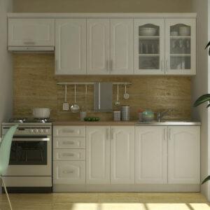 Kuhinja Lora - Bijela