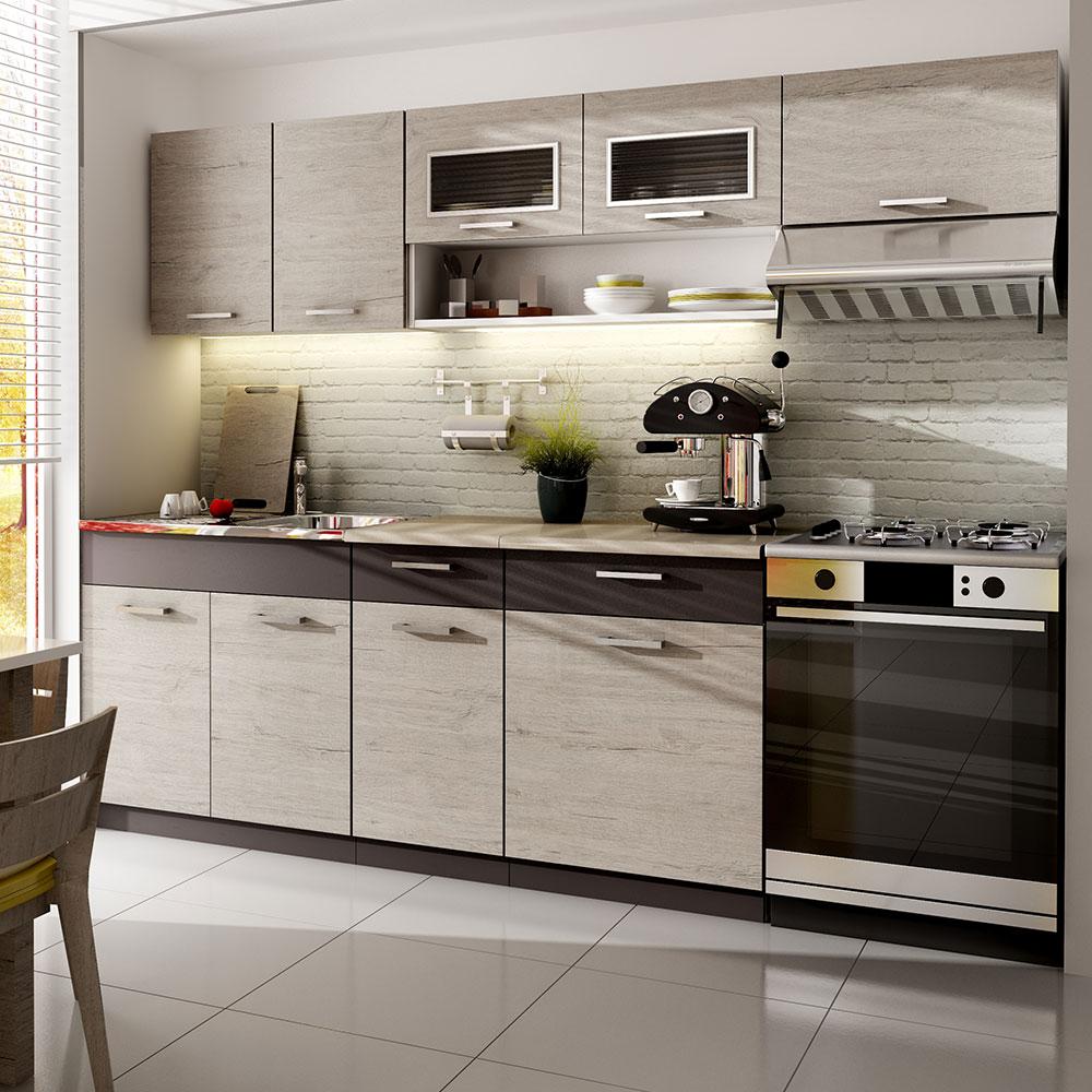 Kuhinja moreno fis kupujte sa zadovoljstvom for Mobilier de cuisine pas cher