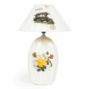 Keramička lampa 26cm B362