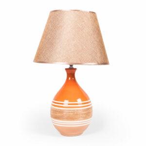 Keramička lampa 46cm V658