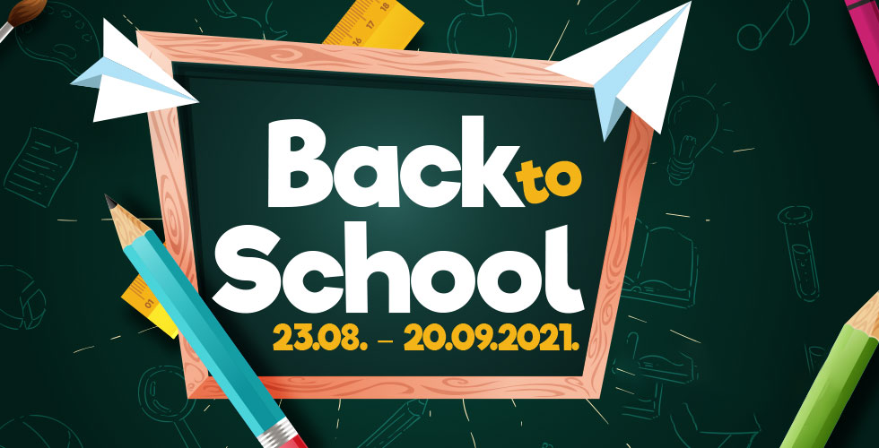 Back to School do 20.09.2021.