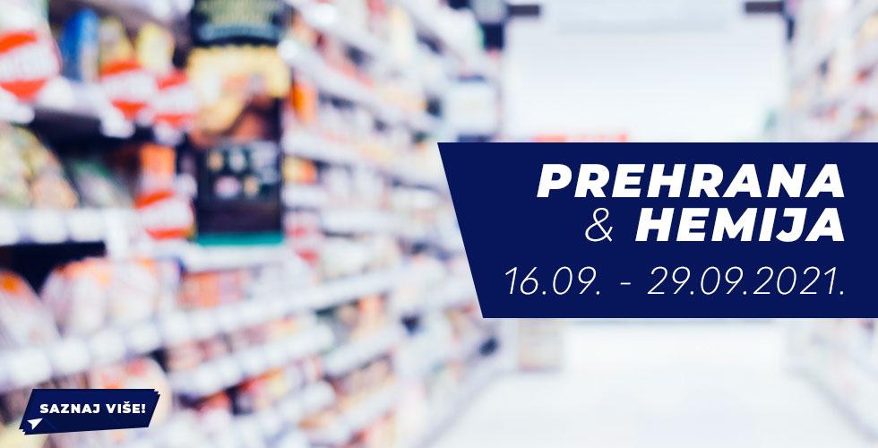 FIS - Prehrana i hemija od 16.09. do 29.09.2021.